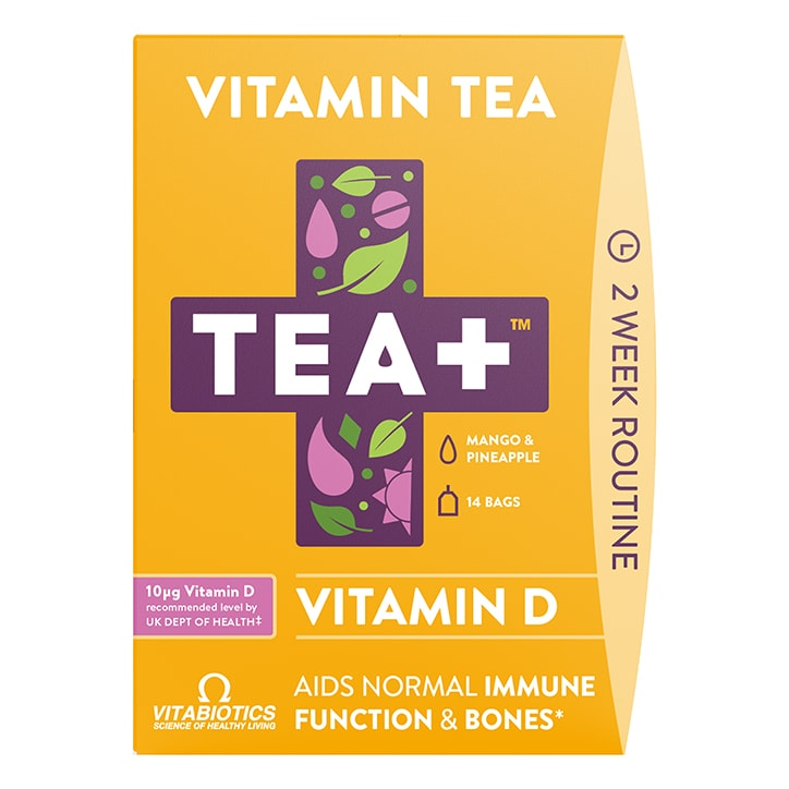 TEA + Vitamin D Vitamin Tea 14 Day Routine 28g