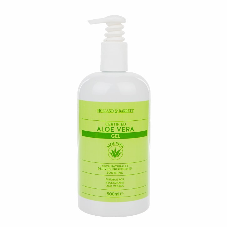 Holland & Barrett Aloe Vera Gel 500ml
