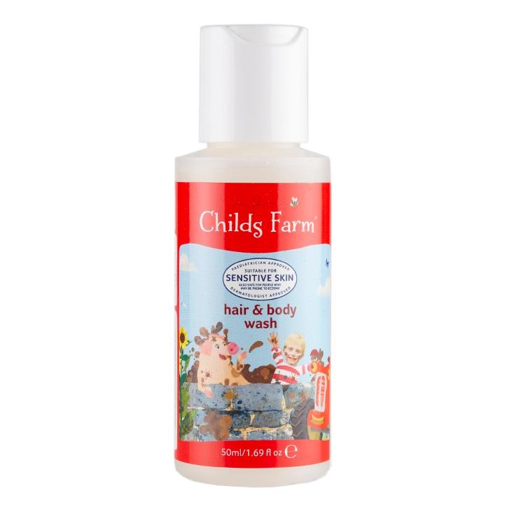 Childs Farm Hair & Body Wash Mini