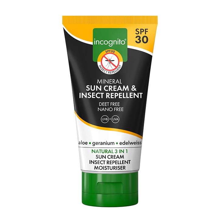 Incognito Sun Cream & Insect Repellent Mini