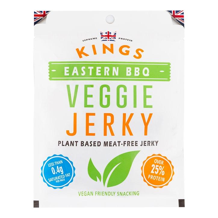 Kings Eastern BBQ Veggie Jerky