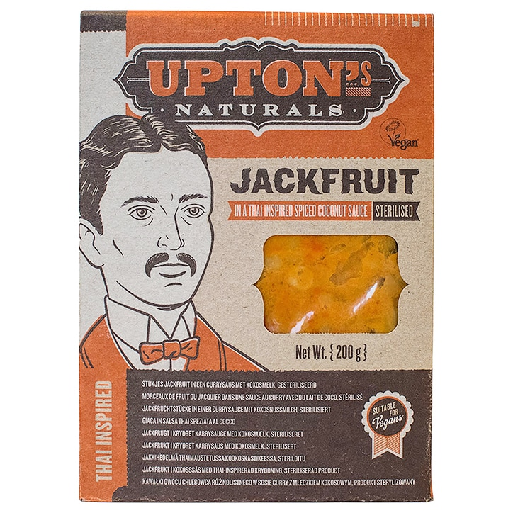 Uptons Jackfruit Thai Curry 200g