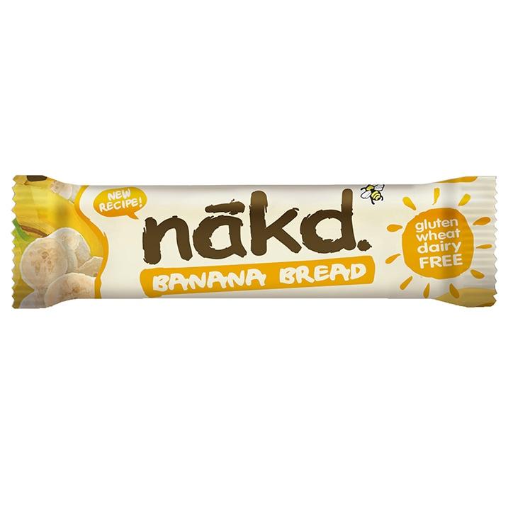 Nakd Oaties Banana Bread 35g
