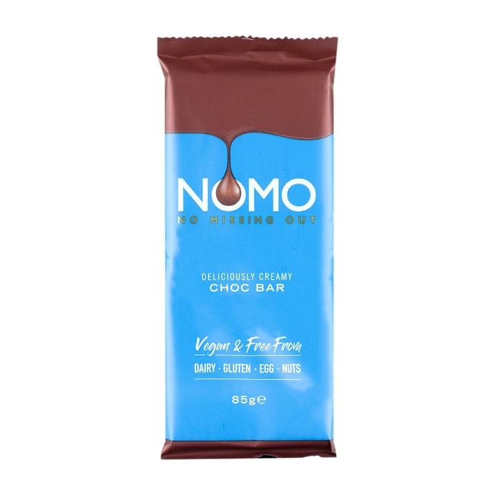 NOMO Creamy Choc Bar 85g