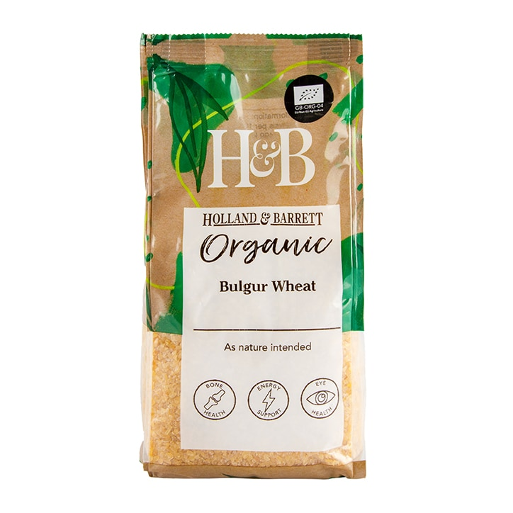 Holland & Barrett Organic Bulgur Wheat 500g