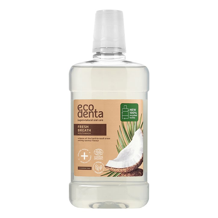 Ecodenta Minty Coconut Mouthwash 500ml