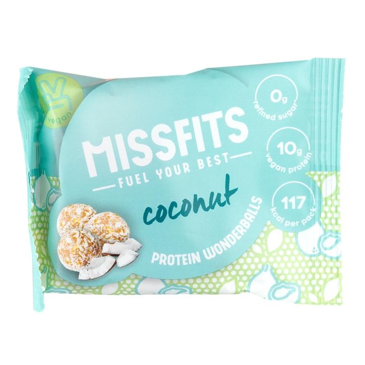 Missfits Wonderballs Coconut 35g