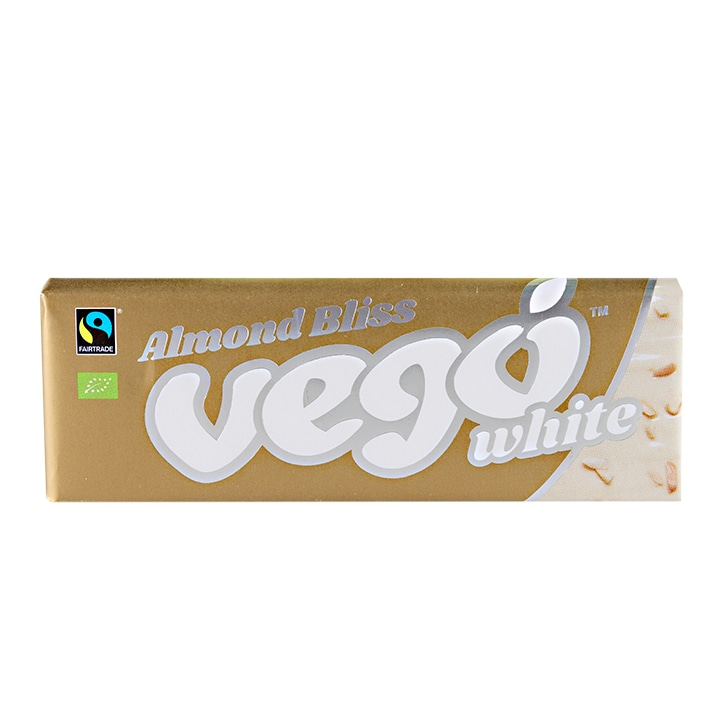 Vego White Almond Bliss 50g