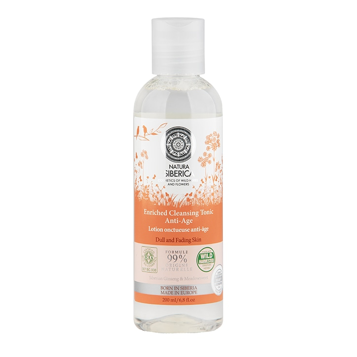 Natura Siberica Cleansing Tonic Anti-Age