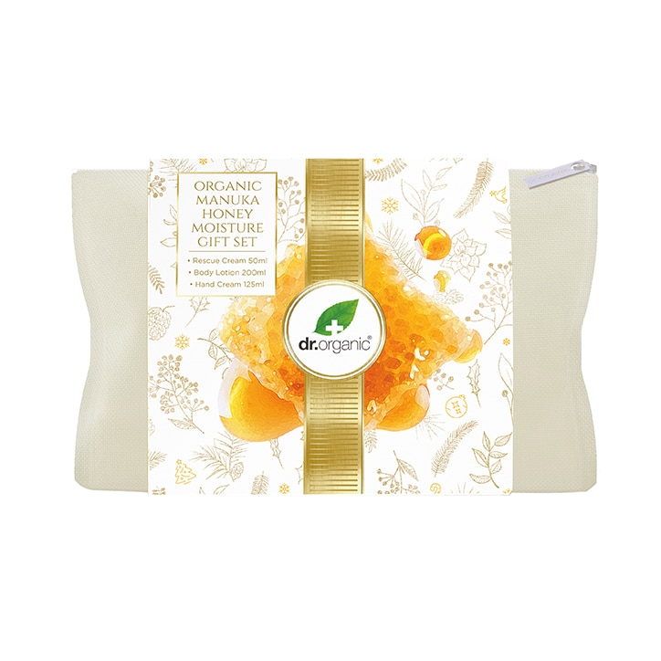 Dr Organic Manuka Honey Moisture Gift Set