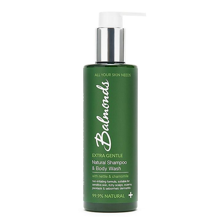 Balmonds Natural Shampoo and Body Wash 200ml