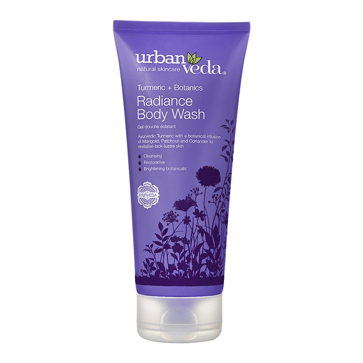Urban Veda Radiance Body Wash
