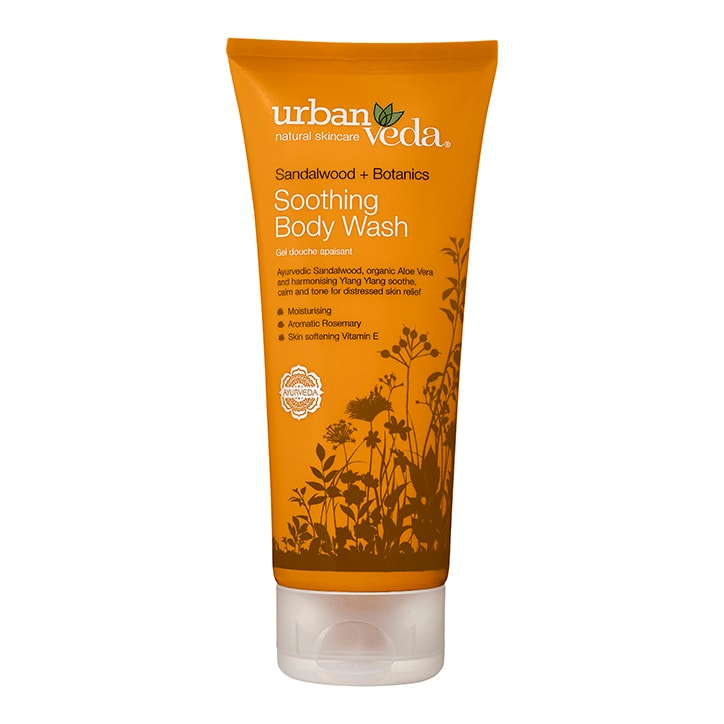 Urban Veda Soothing Body Wash 200ml