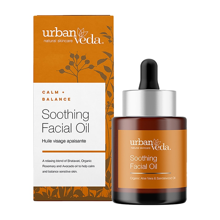 Urban Veda Soothing Facial Oil