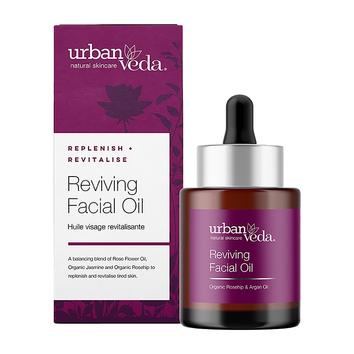 Urban Veda Reviving Facial Oil 30ml