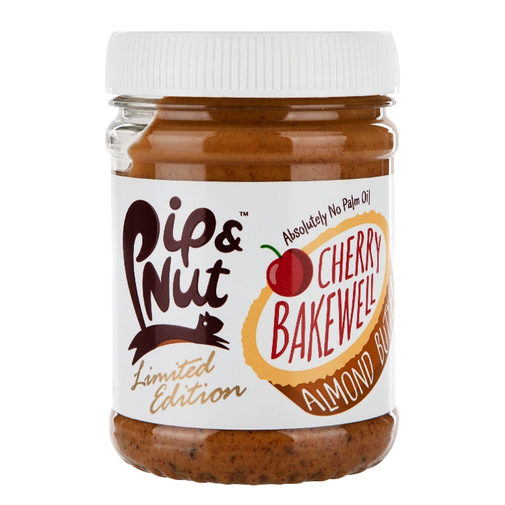 Pip & Nut Limited Edition Cherry Bakewell Almond Butter 225g