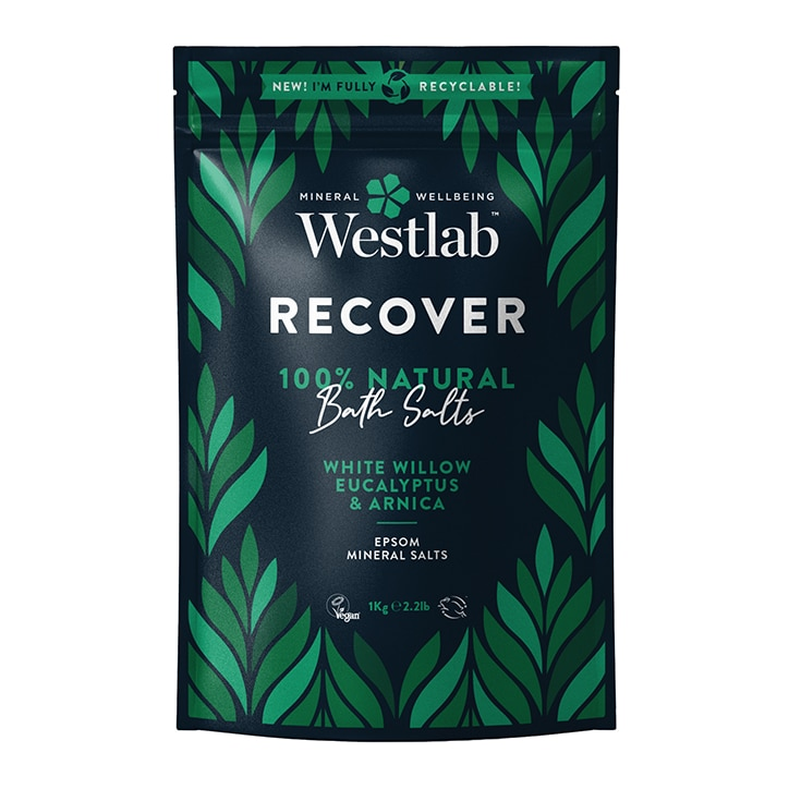 Westlab Recover Bathing Salts 1kg by Westlab Recover Bathing Salts 1kg