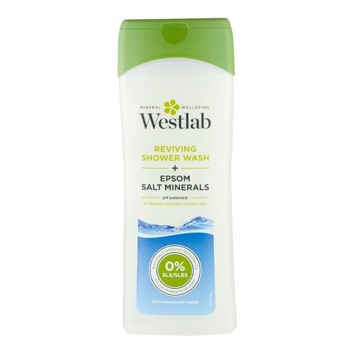 Westlab Reviving Shower Wash + Epsom Salt Minerals 400ml