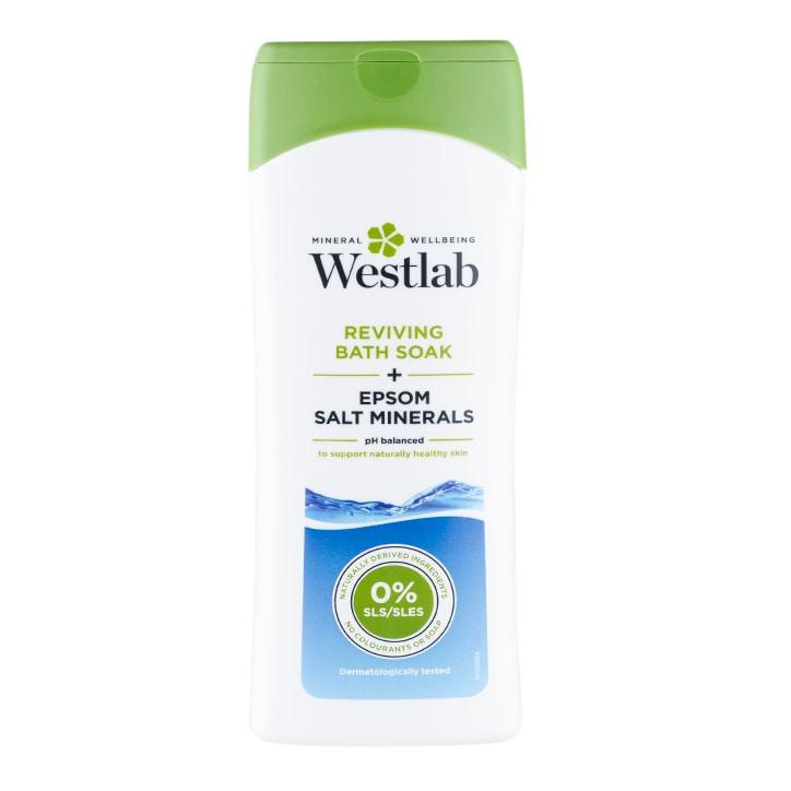 Westlab Reviving Bath Soak + Epsom Salt Minerals
