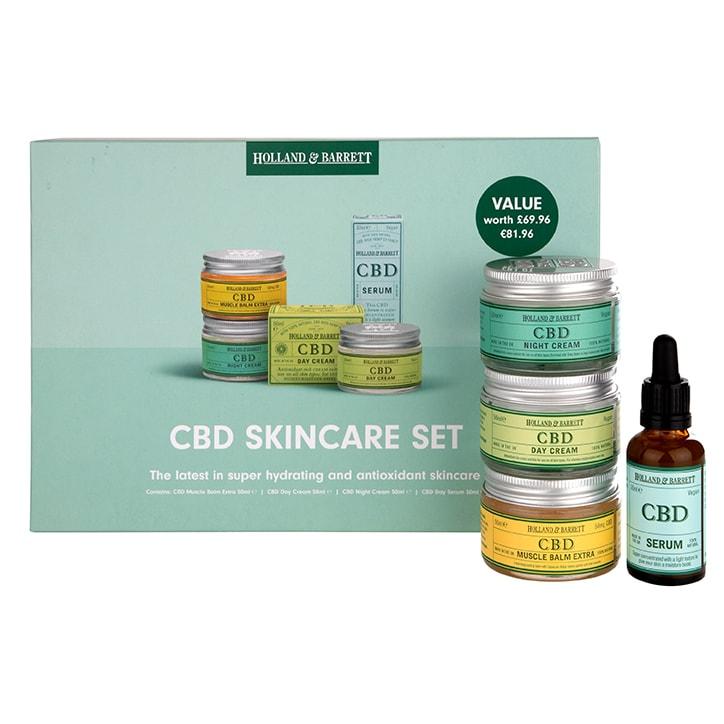 CBD Skincare Box