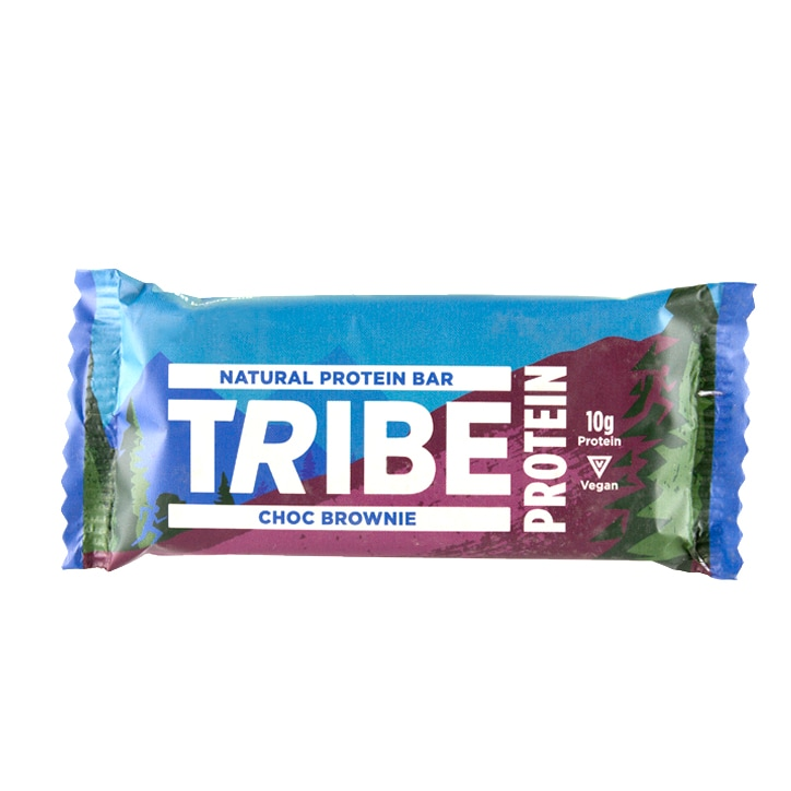Tribe Protein Chocolate Brownie Bar