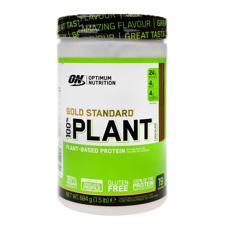 Optimum Nutrition Gold Standard 100% Plant Chocolate 684g