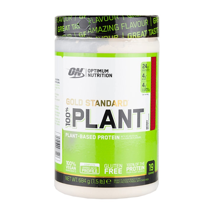 Optimum Nutrition Gold Standard Plant Berry