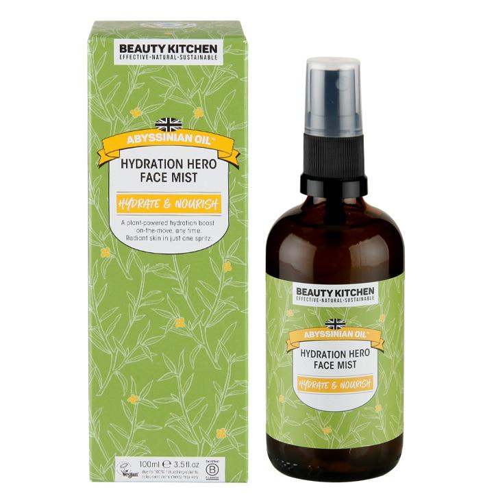 Beauty Kitchen Abyssinian Oil Hydration Hero Face Mist 100ml
