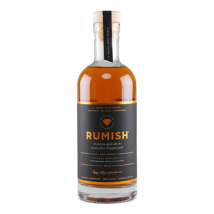 ISH Spirits Rumish 0.5% ABV 50cl