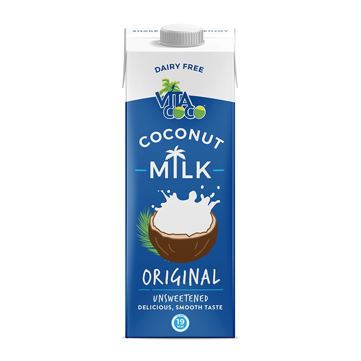 Vita Coco Original Coconut Milk 1l by Vita Coco Original Coconut Milk 1l