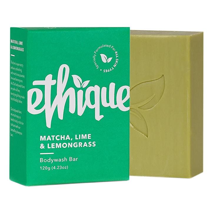 Ethique Matcha, Lime & Lemongrass Bodywash Bar
