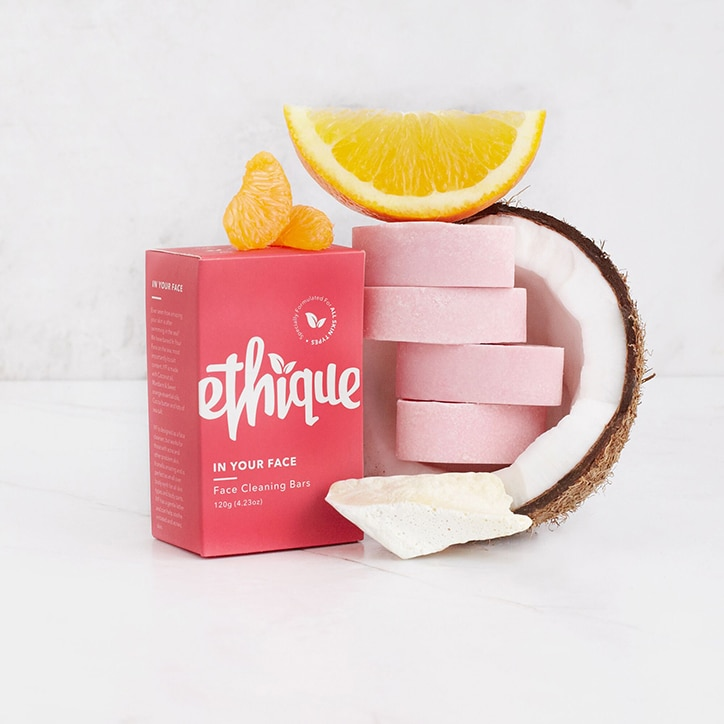 Ethique In Your Face Cleansing Bars
