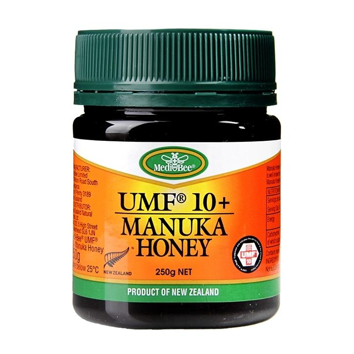 Medibee UMF 10+ Manuka Honey 250g