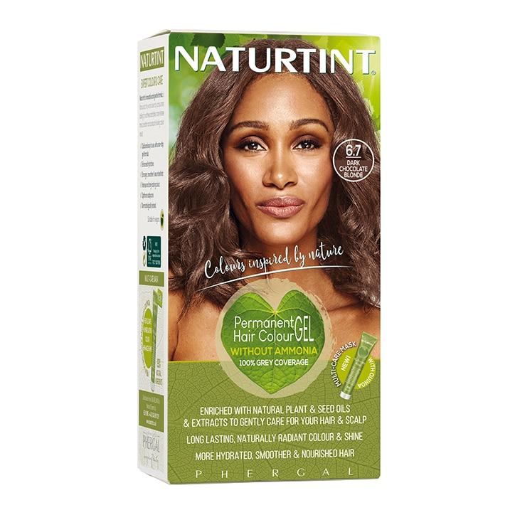 Naturtint Permanent Hair Colour 6.7 (Dark Chocolate Blonde)