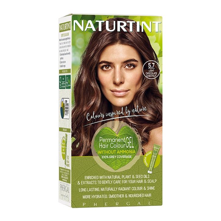 Naturtint Permanent Hair Colour 5.7 Light Chocolate Chesnut