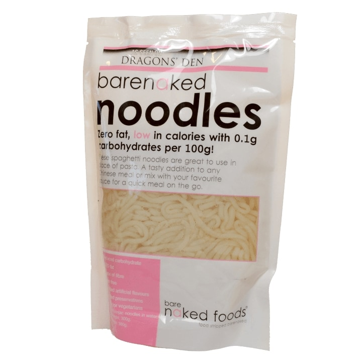 Bare Naked | Low Carb Noodles | 250g - Keto Supplements
