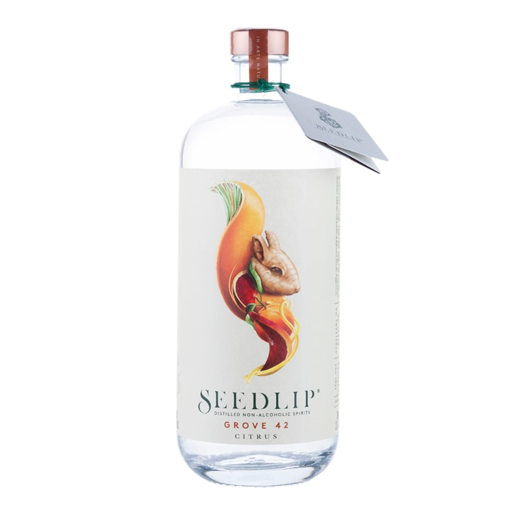 Seedlip Non-alcoholic Spirit Citrus Grove 42 70cl