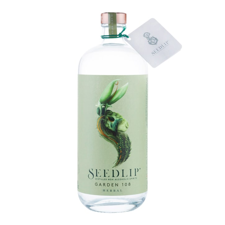 Seedlip Non-alcoholic Spirit Garden 108 70cl
