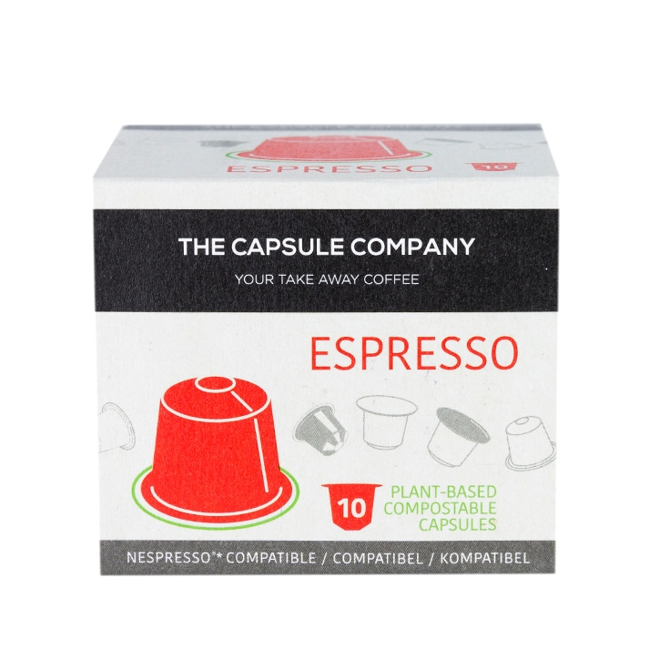 The Capsule Company Espresso Coffee Capsules