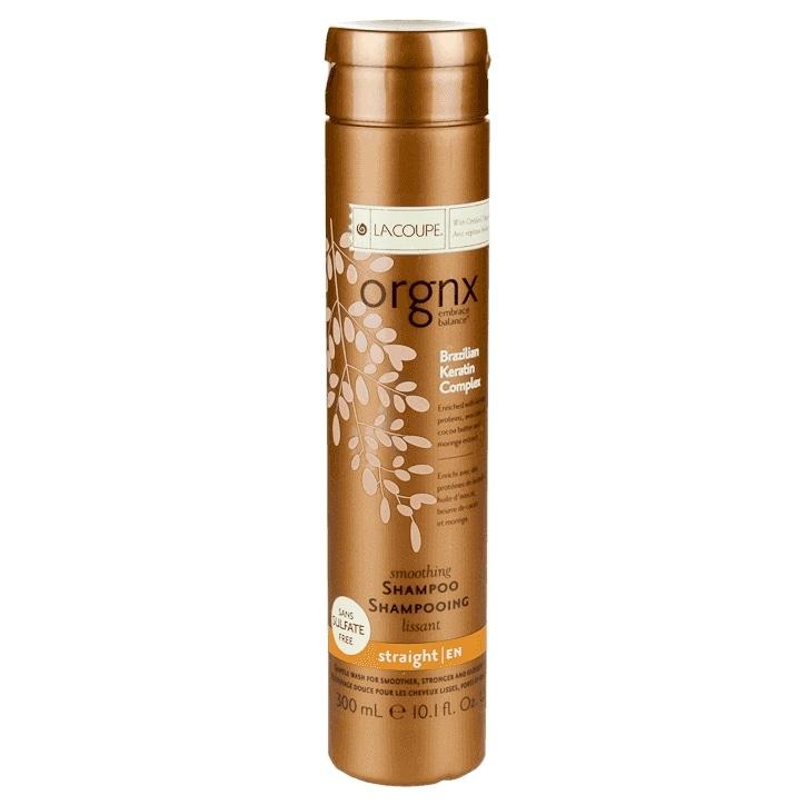 LaCoupe Orgnx Brazilian Keratin Complex Smoothing Shampoo 300ml