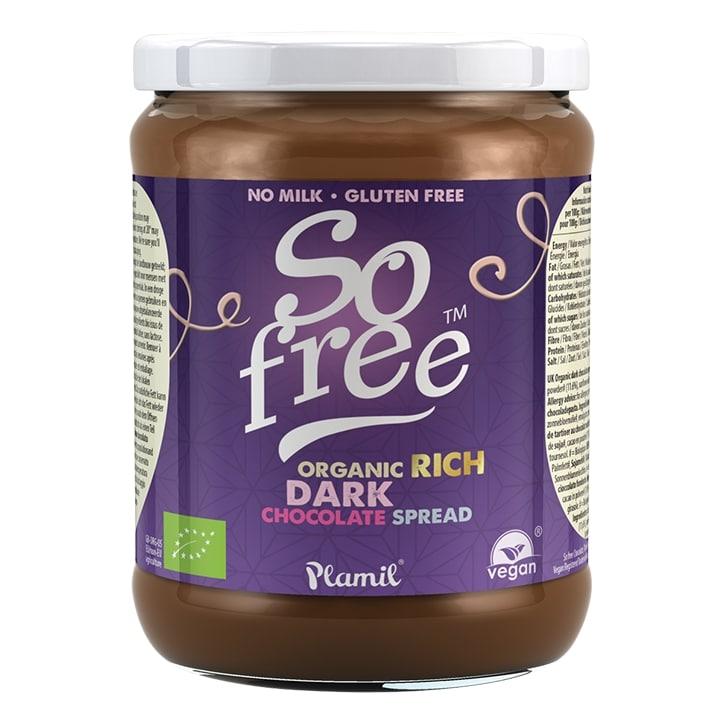 So Free Organic Rich Dark Chocolate Spread 275g