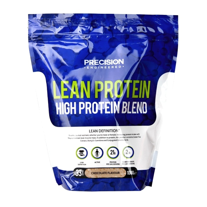 Precision Engineered Whey Protein Lean Powder Chocolate