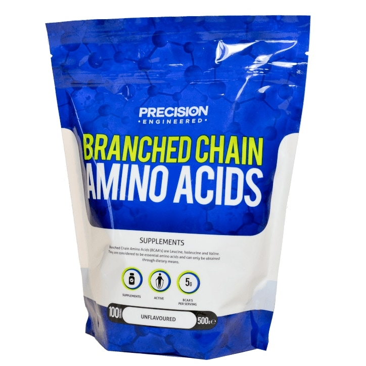 Precision Engineered Branched Chain Amino Acids Powder 500g