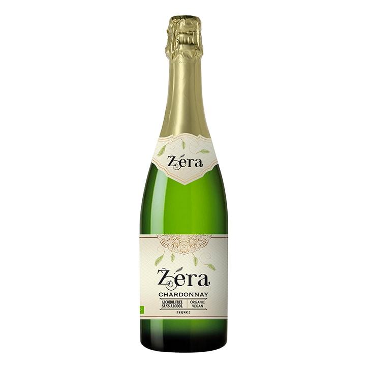 Zera Alcohol Free Organic Sparkling Chardonnay 75cl