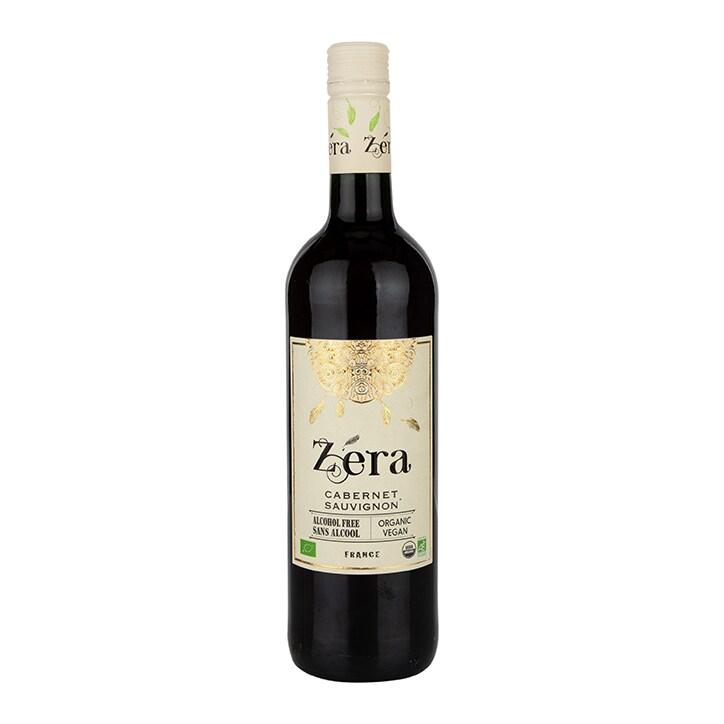Zera Alcohol Free Organic Cabernet Sauvignon 75cl