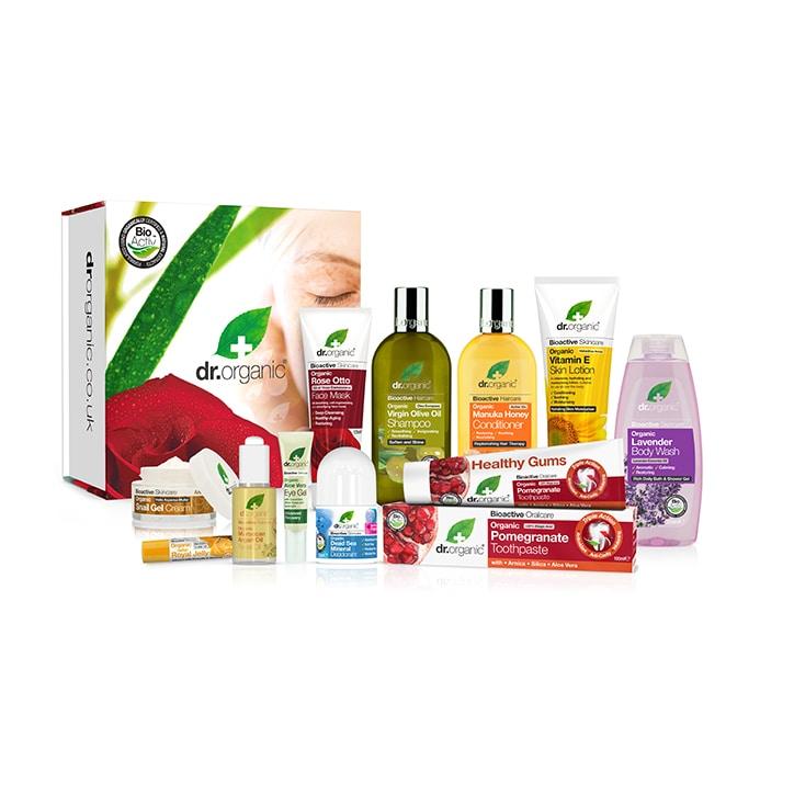 Dr Organic Bundle Gift Pack