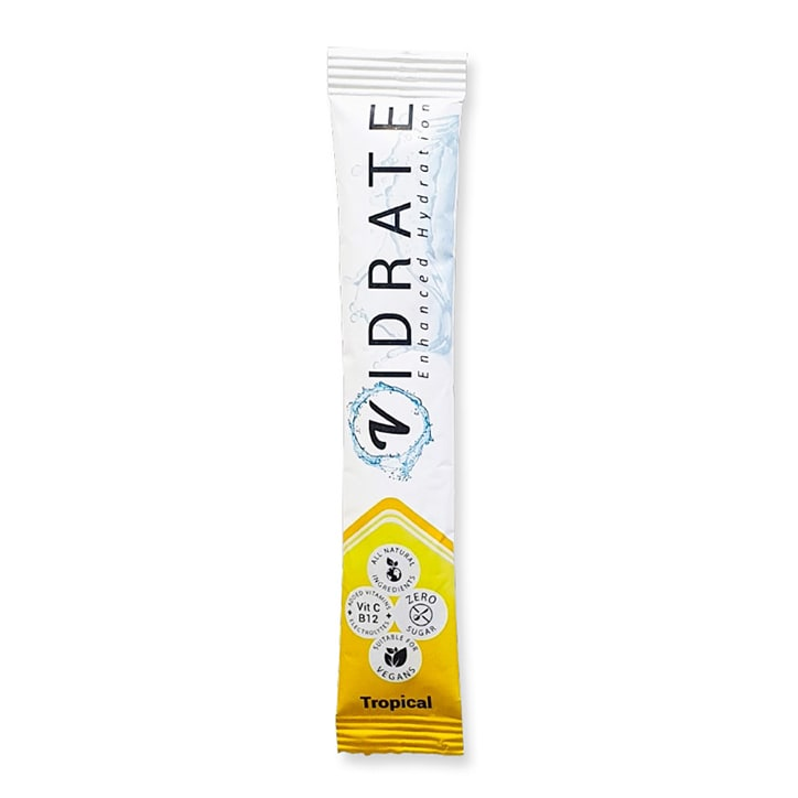 Vidrate Tropical Sachet 4g