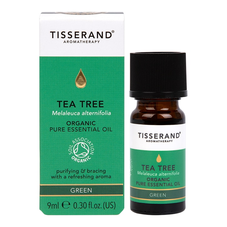 Tisserand Organic Tea Tree Oil