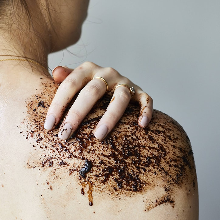 UpCircle Coffee Body Scrub with Cacao