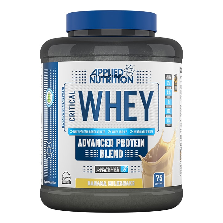 Applied Nutrition Critical Whey Protein Banana